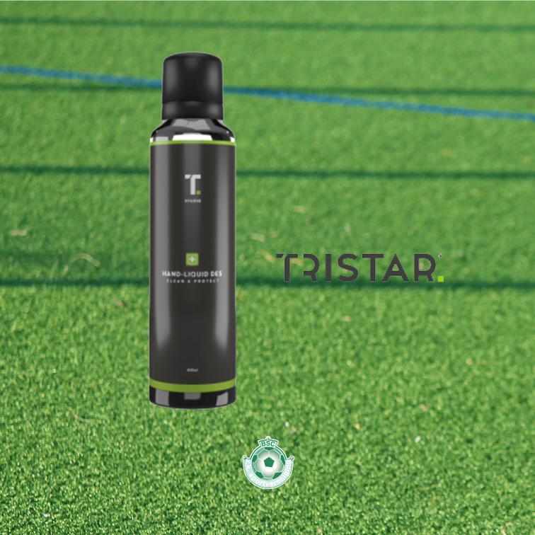 Samenwerking met Tristar!